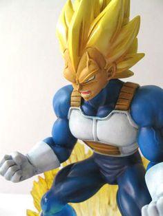 Dragon Ball Z Super Saiyan Vegeta Figure Banpresto JAPAN ANIME MANGA