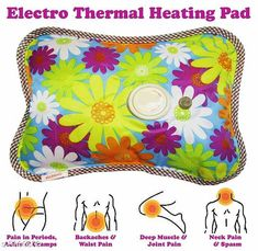 Orthopedics Thermal Pain Relief Rechargeable Electromagnet Heating Pad Bag, 1 L  Product Name: Thermal Pain Relief Rechargeable Electrothermal Heating Pad Bag 1 L Product Type: Heating Pad Bag Material: Smooth Cotton Fabric Size(L X W X H ) :15.6 cm x 14 cm x 3 cm Capacity: 1 Ltr Package Contains: It Has 1 Pack Of Thermal Pain Relief Rechargeable Electrothermal Heating Pad Bag 1 L Country of Origin: India Sizes Available: Free Size   Catalog Rating: ★4.1 (596)  Catalog Name: Free Mask Premium Tweezers Hair Spa Cap Face Massager & Foot Pads CatalogID_795414 C125-SC1569 Code: 962-5600832-045