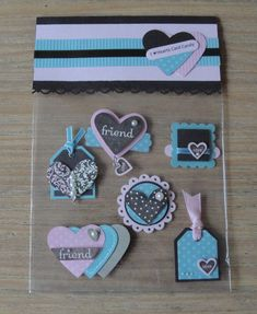 Baby Girl Scrapbook, Mini Scrapbook Albums, Scrapbook Paper Crafts, Diy Scrapbook, Scrapbook Layouts, Diy Crafts For Gifts, Crafts For Teens, Candy Cards, Easy Christmas Crafts