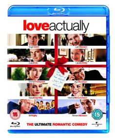 Love Actually [Blu-ray] [Region Free]: Amazon.co.uk: Hugh Grant, Alan Rickman, Bill Nighy, Colin Firth, Emma Thompson, Laura Linney, Liam Neeson, Keira Knightley, Martine McCutcheon, Rowan Atkinson, Billy Bob Thornton, Martin Freeman, Chiwetel Ejiofor, Andrew Lincoln, Richard Curtis, Tim Bevan, Eric Fellner, Duncan Kenworthy: DVD & Blu-ray