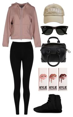 """""""Untitled #376"""" by maritzawaffles on Polyvore featuring adidas, M&S Collection, Givenchy, Ray-Ban, women's clothing, women's fashion, women, female, woman and misses"""