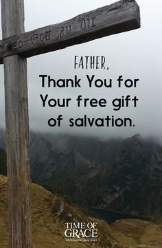 Amen, Father. #Salvation #Prayer #Grace