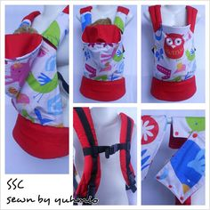 yuhmico: Back to sewing baby carrier?