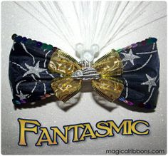 This site has amazing bows inspired by Disney! She's very creative.