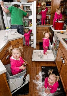 cool best father baby funny photography - chicquero - kitchen helper