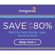 Living Social : 15% off any order http://www.mybargainbuddy.com/living-social-10-off-any-order