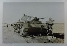 Pz Kw III en Polonia 1939