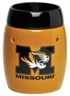Fill your house with fragrances from this Mizzou candle warmer!