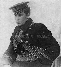 Soviet Naval Infantry lieutenant