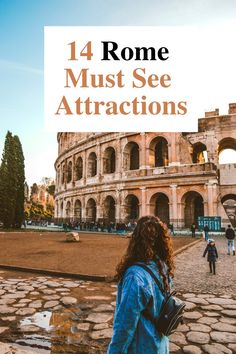 Visiting Rome: What are the things you should see? The Italian capital has a rich culture and history but what are the best things to do in Rome? If you are planning… Italy Travel Tips, Rome Travel, Travel Destinations, Travel Europe, Budget Travel, Backpacking Europe, Travel Trip, Spain Travel, Travel Hacks