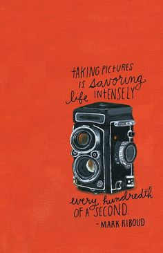 Inspired Photography Themed Journal by Lisa Congdon 1 Inspiring Quotes By Famous Photographers