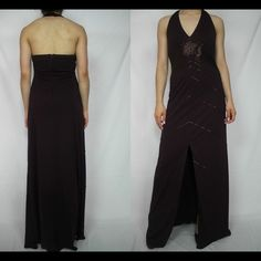 Shimmer prom dress New only worn once, size 5/6 but fit smaller Dresses Maxi