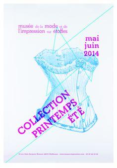 Musée de la mode et de l'impression sur étoffe   LISAA