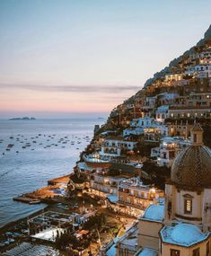 Positano, Italy - You could go to the same beach as everyone else OR you could go to an https://www.exquisitecoasts.com/ beach. You choose! #Beaches #bestbeachesintheworld #exquisitecoasts