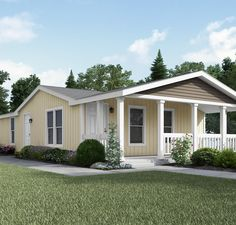 Get More With Manufactured Housing! Read How It Saves Time, Money And More #