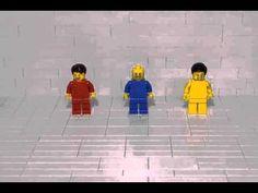 Lego - OK Go - Primary Colours - YouTube