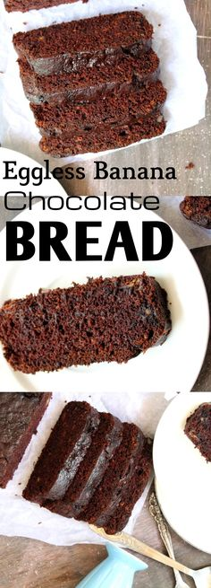 Ideas Baking Healthy Recipes Banana Bread For 2019 Brownie Mix Desserts, Eggless Desserts, Eggless Recipes, Eggless Baking, Donut Recipes, Banana Bread Recipes, Cake Recipes, Dessert Recipes, Eggless Banana Pancakes