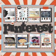 Pinterest Layout