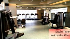 #Esportsgyms: Our latest addition to Technogym's takeover amongst Rockwell gyms, Edades Tower and Garden Villas worked with E-Sports to bring about Excite+ cardio line and Element+ strength line for their gym. Edades has also sourced Personal line and Plurima line machines for their exclusive gym facility.