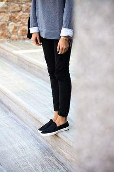 Keep it casual.