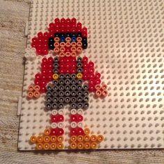 Christmas hama beads by  am95me