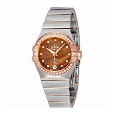 Omega Constellation Automatic Ladies Watch 123.25.27.20.63.001 * Find out more about the great product at the image link.
