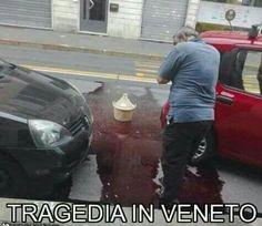 Tragedia...