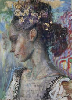By Charles Dwyer.  Love.  This is my favorite Dwyer, I think.