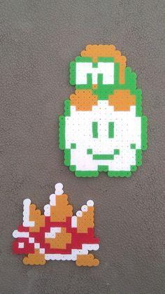 Lakitu and Spiny, Super Mario Bros.
