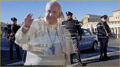 Advierten el papa Francisco estaria en la mira de terroristas del Estado Islamico