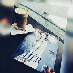 Jó reggelt! Köszönjük a képet @csilla.korang.1 #enesamarieclaire #marieclaire #weekend #weekendmood #chill #goodmorning #morning #coffee #breakfast #saturday  via MARIE CLAIRE HUNGARY MAGAZINE OFFICIAL INSTAGRAM - Celebrity  Fashion  Haute Couture  Advertising  Culture  Beauty  Editorial Photography  Magazine Covers  Supermodels  Runway Models