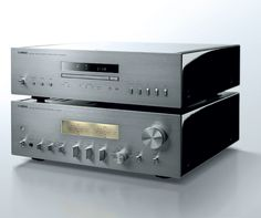 Yamaha Introduces New High End Stereo Integrated Amplifier and CD/SACD Player