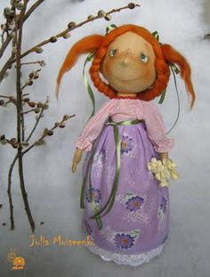 Julia Moiseenko HANDMADE: Веснушка