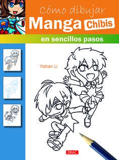 Con las sencillas ilustraciones paso a paso para dibujar a los pequeños chibis, incluso los principiantes podrán realizar estos personajes siguiendo los 8 pasos de este método.