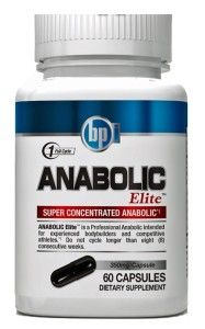 Anabolic Elite is a testosterone booster that triggers the body to produce testosterone naturally. Athletes in all around the world use it to gain additional strength.