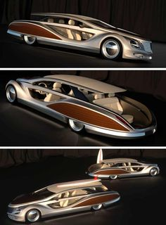 Gray Design's 1950s Swedish Strand Craft Limousine Beach Cruiser concept