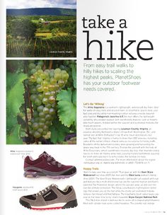 Take a hike in our awesome sneakers. #autumn #lookbook