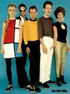 20 new Ideas pop art costume men posts New Wave Music, The New Wave, Good Music, Pop Art Costume, Cindy Wilson, B 52s, Post Punk, My Favorite Music, Historical Photos
