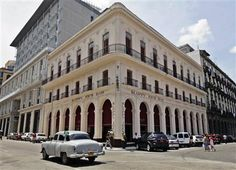 Sloppy Joe's, one of Havana's most famous pre-revolutionary bars and a former haunt of American tourists and film stars like John Wayne, Spencer Tracy and Clark Gable, reopened its doors on Friday, almost 50 years after it closed.