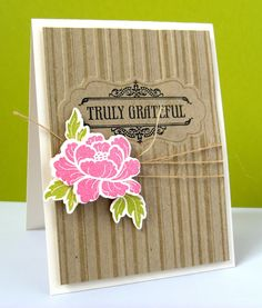 Stamping & Sharing: August 2012