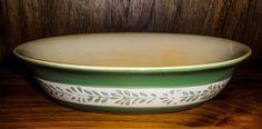 """Pfaltzgraff CIRCLE OF KINDNESS 10"""" Oval Serving Dish Jana Kolpen & Mary Tiegreen #Pfaltzgraff"""