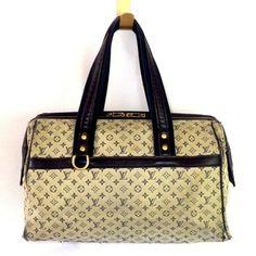 Louis Vuitton Josephine Gm Green Bag - Satchel $345