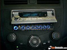 2005 honda accord aftermarket radio