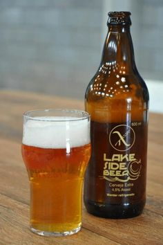 Cerveja Lake Side Beer, estilo Specialty Beer, produzida por Lake Side Beer, Brasil. 4.5% ABV de álcool.