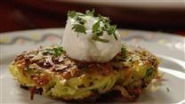Vegetable and Feta Latkes - Allrecipes.com