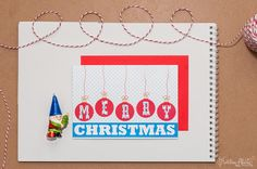 Free Printable Christmas Card by katrina.alana, via Flickr
