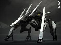 Nythasian Predator-Bot