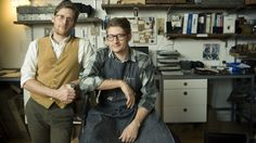 Brothers Chris and Kirk Bray have been producing leather goods for the last ten years. They launched Billykirk from Los Angeles in 1999, learning their craft from a third generation leather maker...