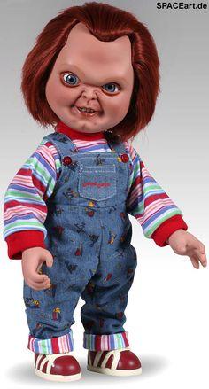 Chucky die Mörderpuppe: Chucfypeyee6ey0pky, Fertig-Modell, http://spaceart.de/produkte/chk003.php