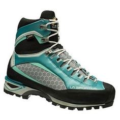 Our Womens Trango Tower Gtx Shoes by La Sportiva® ⟹ Lightweight ✓ Comfort ✓ Gore-Tex ✓ Water Resistant ✓ Perfect for Mountain Hiking △ Check it out! Gore Tex Boots, Nike Air, Mountaineering Boots, Adidas Terrex, Mountain Hiking, Uk 5, Hiking Boots, Air Jordans, Sport